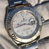 Rolex Yacht-Master 40 Steel 40mm Silver No numerals United States of America, Texas, Frisco