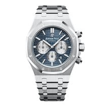 Audemars Piguet Royal Oak Chronograph Сталь 41mm Синий Россия, Moscow