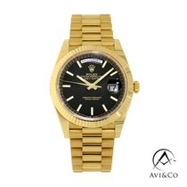 Rolex Day-Date 40 neu 2019 Automatik Uhr mit Original-Box und Original-Papieren 228238