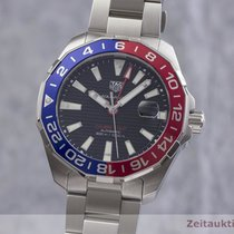 TAG Heuer Aquaracer 300M Zeljezo 43mm Crn