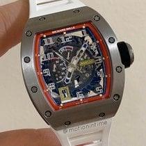 Richard Mille RM 030 Titanio 50mm Transparente Arábigos
