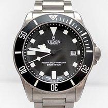 Tudor Pelagos Titan 42mm Schwarz Keine Ziffern