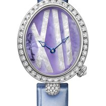 Breguet Ladies 9818BB5V922DD0D Reine De Naples 9818 Watch