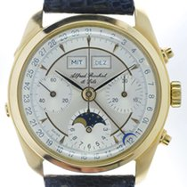 Chronoswiss Mans Wristwatch Chronograph with Calender and Moon...