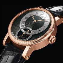 Benzinger Red gold 42mm Manual winding Subscription new
