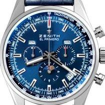 Zenith El Primero 410 03.2097.410/51.c700 2019 new