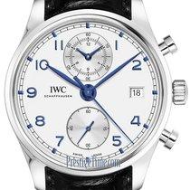 IWC Portuguese Chronograph new