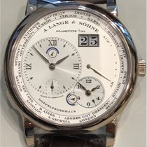 A. Lange & Söhne Rose gold Manual winding 116.050 new