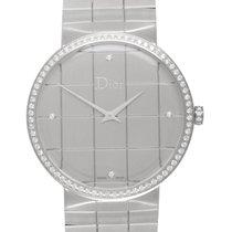 Dior La D de Dior Diamond Ladies Quartz Watch – CD043113M001