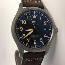 IWC Fliegeruhr Mark neu 2020 Automatik Uhr mit Original-Box und Original-Papieren IW327006