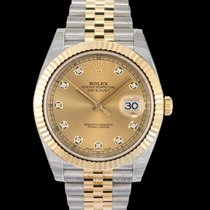 Rolex Datejust (Submodel) new Yellow gold