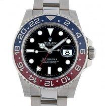 Rolex Gmt II 116719blro White Gold 40mm