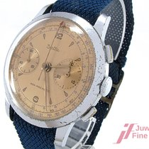 ZentRa intage Chronograph - Handaufzug - Ø 37,5 mm - verchromt...