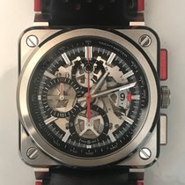 Bell & Ross BR 03-94 Aero GT Red Skeleton Chronograph Limited...