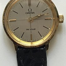 Omega de ville Gelbgold De Ville 22mm gebraucht Österreich, Wien
