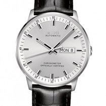Mido Steel 40mm Automatic M021.431.16.031.00 new
