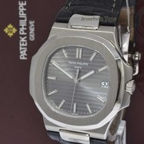 Patek Philippe 5711 Nautilus 18k White Gold Watch Box/Papers...
