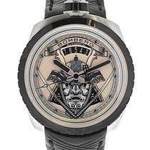 Bomberg Bolt 68 Samurai Blue LE Automatic Men's Watch –...