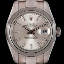 Rolex 179160 Steel Lady-Datejust 26mm