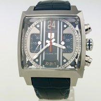 TAG Heuer Monaco Calibre 36 occasion 41mm Acier
