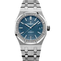 Audemars Piguet Royal Oak Lady Steel 37mm Blue United States of America, New York, NEW YORK