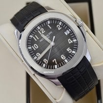Patek Philippe 5167A-001 Steel 2016 Aquanaut 40mm pre-owned
