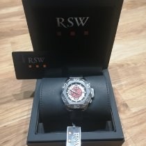 RSW Steel 49mm Chronograph 4450.MSO.V14.PR.14.00 new