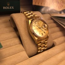 Rolex Day-Date 36 Yellow gold 36mm No numerals United Kingdom, essex
