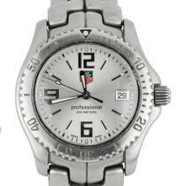 TAG Heuer Link Quartz Steel 36mm Silver
