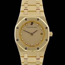 Audemars Piguet 4100 BA Yellow gold Royal Oak Lady 26mm pre-owned