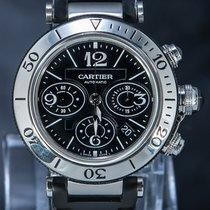 Cartier Stahl 42mm Automatik 2995 gebraucht