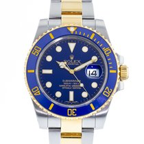 Rolex Submariner Date Steel 40mm Blue United States of America, Georgia, Atlanta