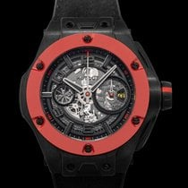Hublot Big Bang Ferrari new Automatic Watch with original box and original papers 402.QF.0110.WR