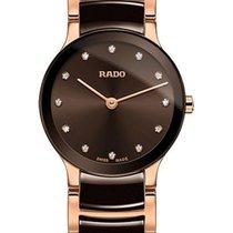 Rado Centrix Steel 23mm Brown
