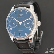 IWC Portuguese Automatic Staal 42.9mm Zwart Nederland, Maastricht