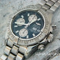 Breitling Superocean Chronograph II A13340 2005 подержанные