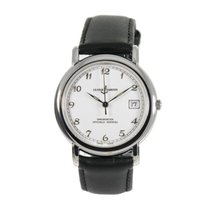 Ulysse Nardin pre-owned Automatic 36mm White 3 ATM