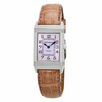 Jaeger-LeCoultre Reverso Classique Steel 26mm Silver Arabic numerals United States of America, New York, New York