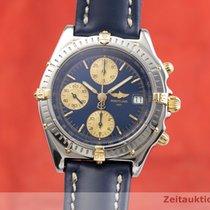 Breitling Chronomat Arany/Acél 39.5mm Kék