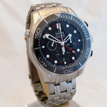Omega Seamaster 300M GMT Chronograph 44MM