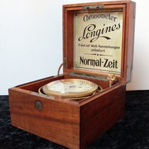 Longines 8 DAYS SHIP'S CHRONOMETER with 8 day POWER...