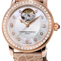 Frederique Constant Ladies Automatic Heart Beat Nacre