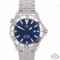 Omega Seamaster 42mm | 300m Chronometer Blue Dial | 2255.80