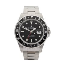 Rolex GMT-Master Stainless Steel Gents 16700 - W4086