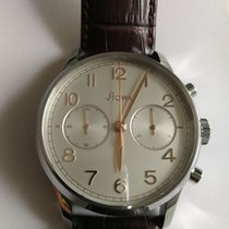 Stowa , chronograph 1938 bronze, 2016