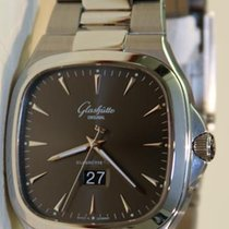 Glashütte Original Seventies Panorama Date 2-39-47-12-12-14 Glashutte Vintage Panorama Data Acciaio new