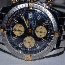Breitling Chronomat Evolution Gold/Steel 44mm Black No numerals United States of America, New York, Greenvale