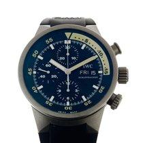 IWC Aquatimer Chronograph Ref 3719-18 Automatic Titan