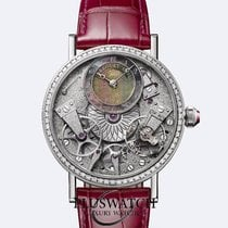 Breguet Tradition Dame 7038 White Gold 37mm T