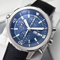 IWC Aquatimer Chronograph - Jacques Cousteau